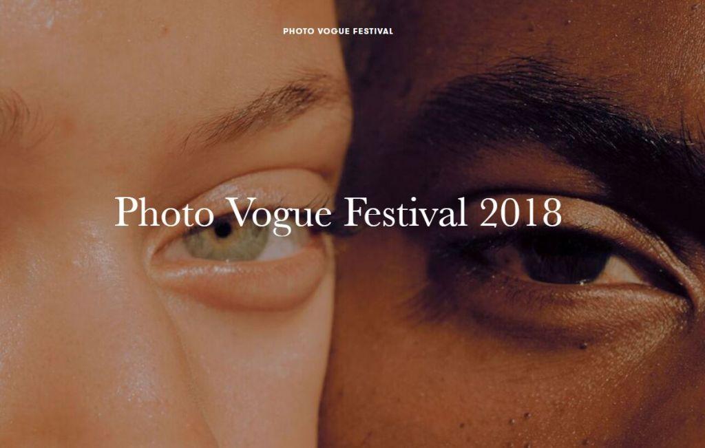 MILANO: PHOTO VOGUE FESTIVAL 2018