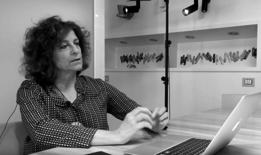 CINZIA FERRARA INTERVISTATA DA WOMEN IN LIGHTING