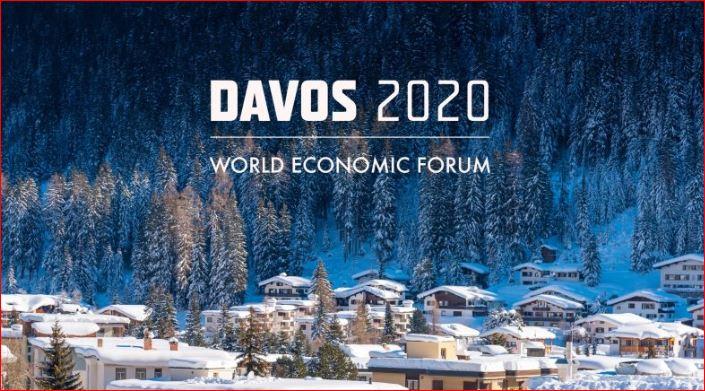 SIGNIFY ILLUMINA DAVOS IN OCCASIONE DEL W.E.F.